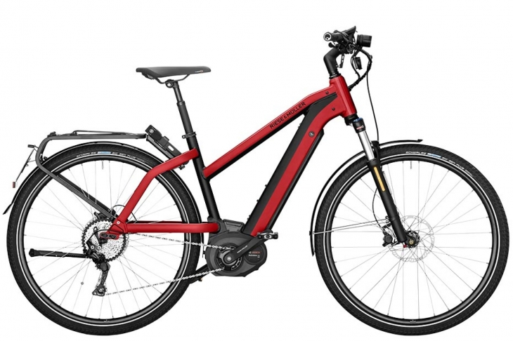 R&M Charger Mixte GT Vario HS (2019)